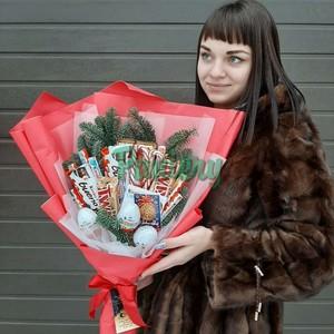 Подарочный букет на ул. Пушкина