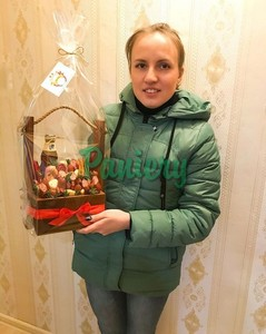 Подарочная коробочка на ул. Аэродромная